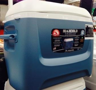 Igloo Island Breeze Cooler - 58 L - with wheels   #