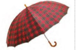 Umbrellas - Large - Various colors