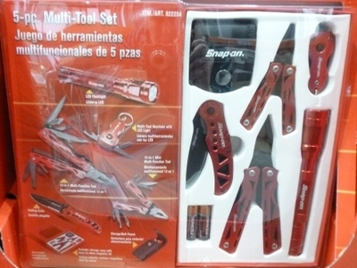 Snap-On Multifunction 6 Piece Tool Set