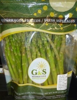 Asparagus (Fresh)