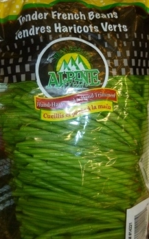 French Style Green Beans (Fresh)