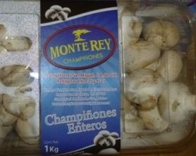 Monte Ray White Mushrooms (fresh)