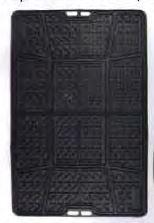 Michelin Floor Car Mats - Black