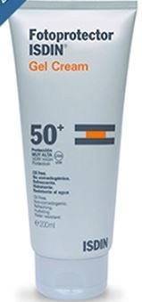 ISDIN Fotoprotector Sunscreen GEL CRA50 - 200 ML