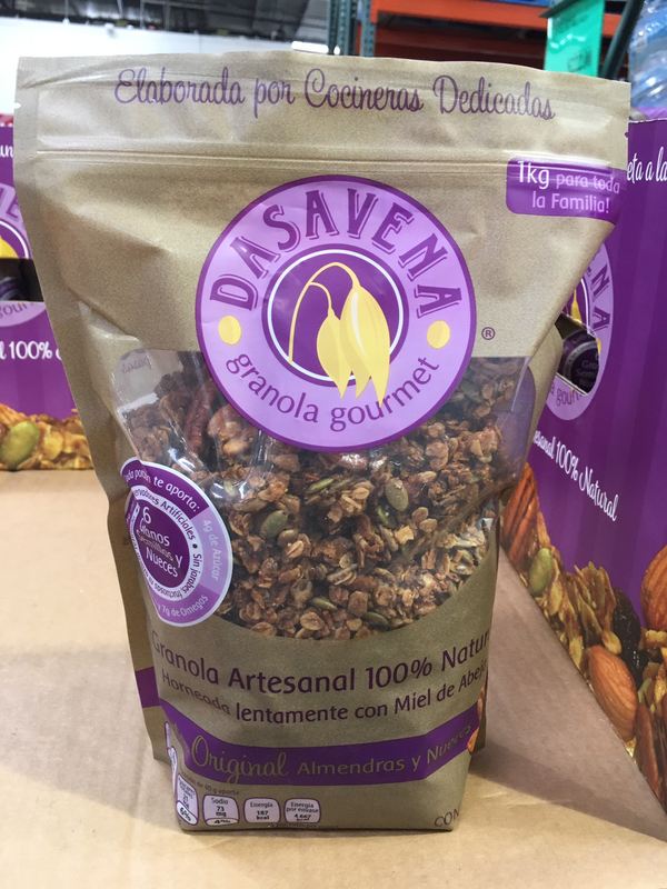 Dasavena Granola Gourmet 1kg