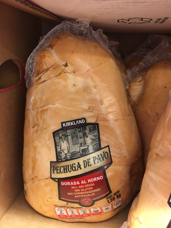 Kirkland Fresh Turkey Breast