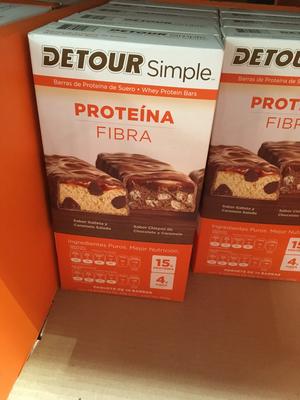 Detour Simple Protein Bars 14 bars