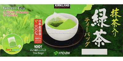 Kirkland Ito En Matcha Blend Japanese Green Tea