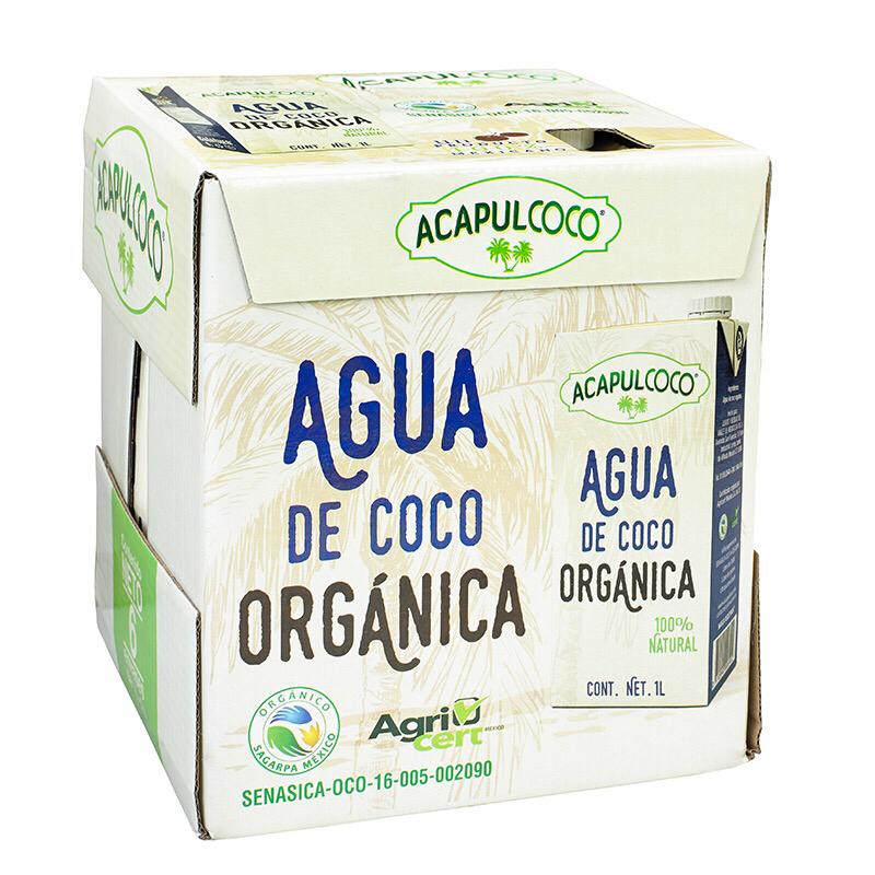 Acapulcoco Coconut Water