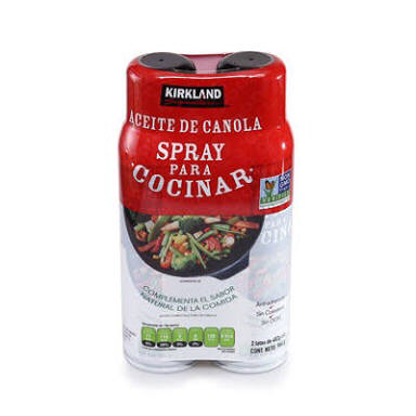 Kirkland Canola Oil Cooking Spray
