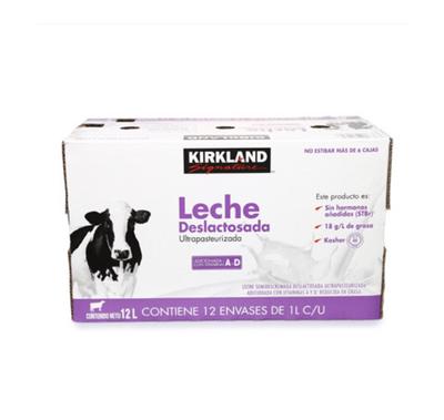 Kirkland Milk Lactose Free (12 Pack)