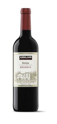 Kirkland Rioja Reserva Red Wine *