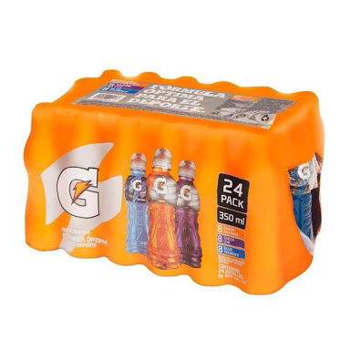 Gatorade  24/350 ml