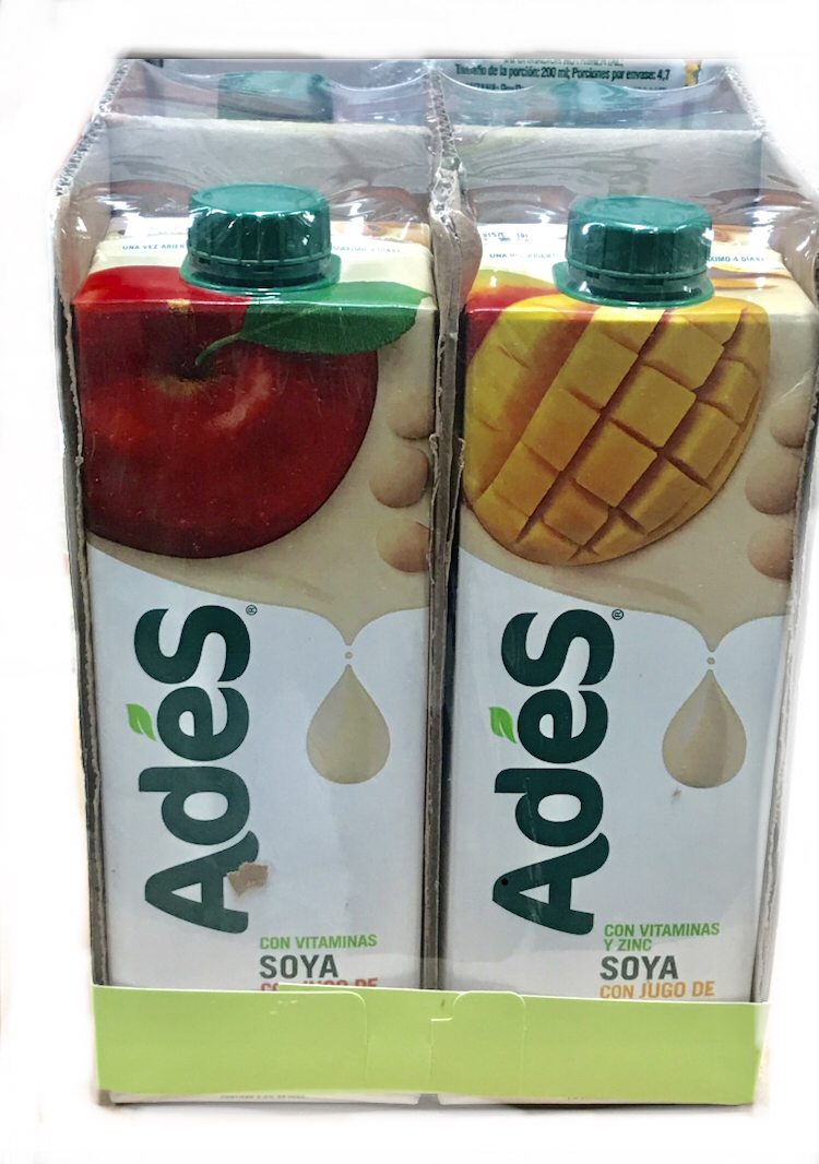 Ades Assorted flavors  4/946 ml