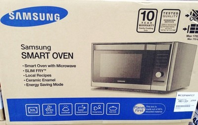 Samsung Smart Oven with Microwave  #