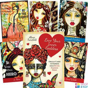Inner Goddess Oracle Cards