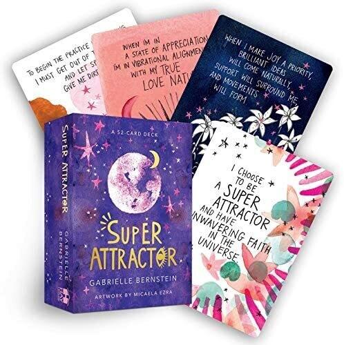 Super Attractor Affirmation Cards
