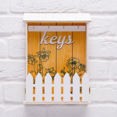 Ключница с полкой Keys, 22,5 х 30,5 х 5,7 см