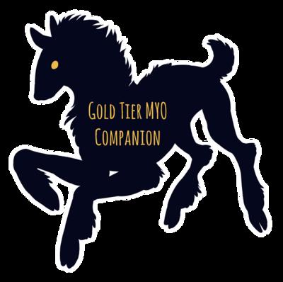 Gold Tier MYO Companion