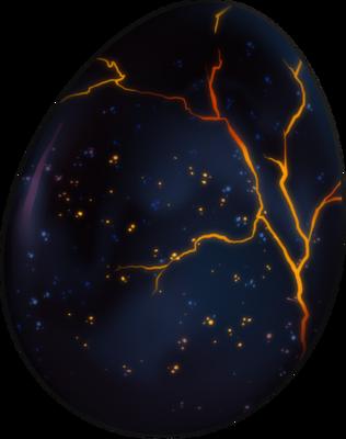 Rare Stryx Egg