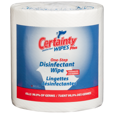 Certainty™ Surface Sanitizing Wipes (1200 Count)