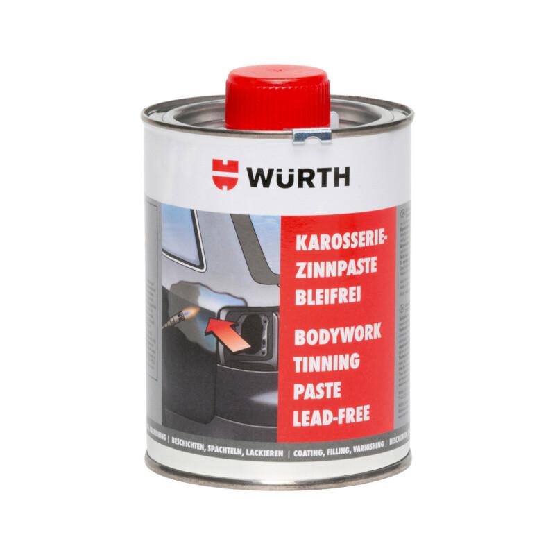 Бессвинцовая паста для лужения Wurth