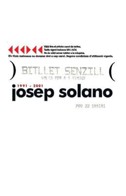 Bitllet senzill - Edició digital