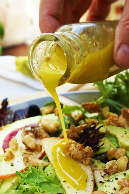 Saki's Lemon Mustard Sauce (COMING SOON)