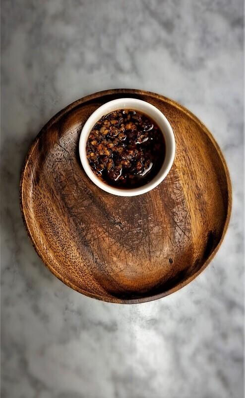 Saki's Greek Herb Chilli Oil (COMING SOON)