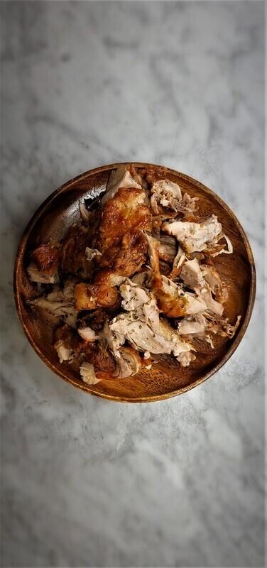 Saki's Chicken Gyro (COMING SOON)