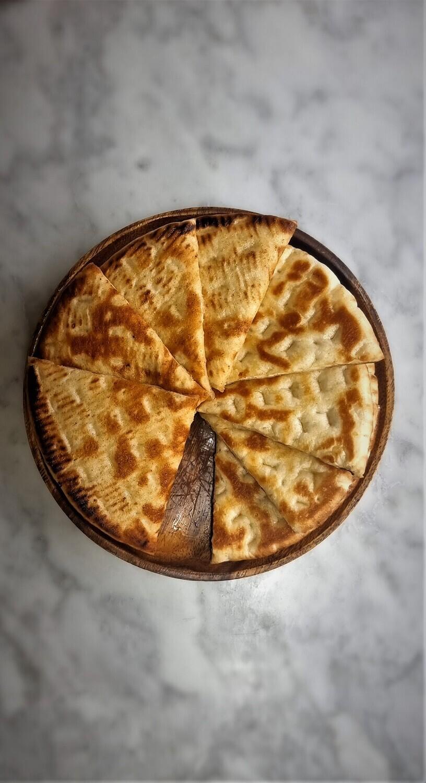 Uncooked Fresh Pita Bread | 5 Pack