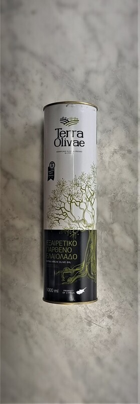 Cypriot Extra Virgin Olive Oil
