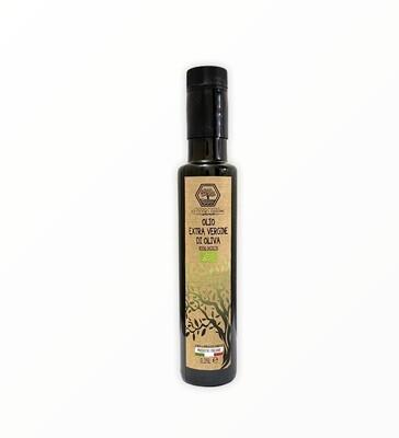 Olio Extra Vergine D'Oliva Biologico 0,25 L