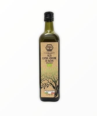 Olio Extra Vergine D'Oliva Biologico 0,75 L