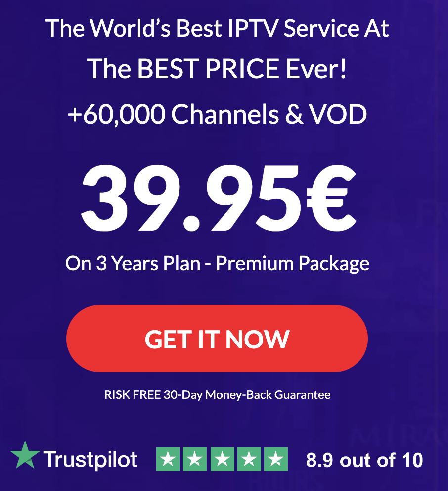 3 Years Plan - Premium Package -80% OFF