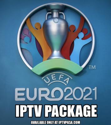 Premium IPTV Package (EURO 2021)
