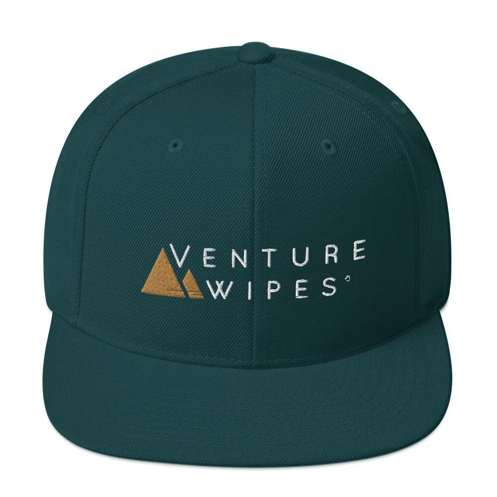 Venture Wipes Swag: Snapback Hat