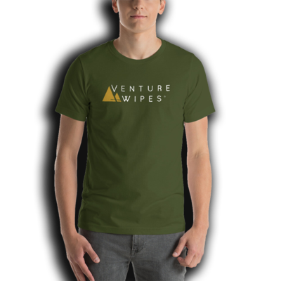 Venture Wipes: Unisex T-Shirt