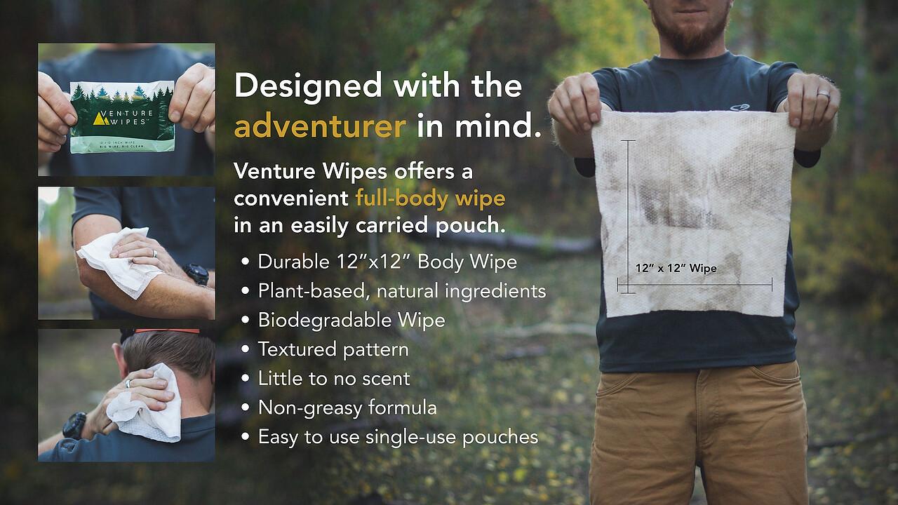 300 Wipe Bulk (Twelve 25ct Bags)
