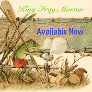 King Frog Morton Pipe Tobacco