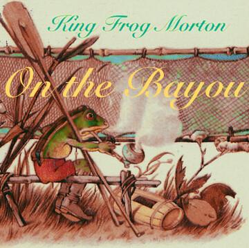 King Frog Morton On the Bayou Pipe Tobacco