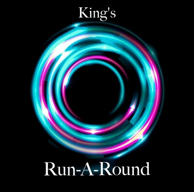 King's Run-A-Round Slices Pipe Tobacco