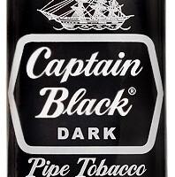 Captain Black Dark Pipe Tobacco