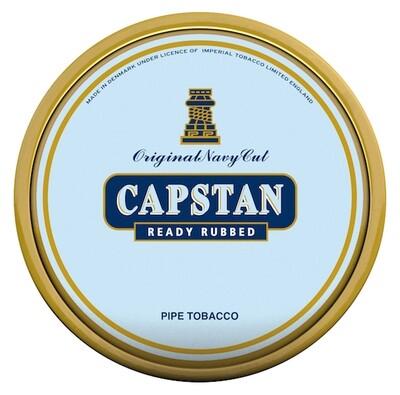 Mac Baren Capstan Blue Ready Rubbed 1.75oz Tin