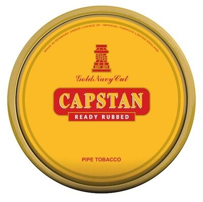 Mac Baren Capstan Gold Ready Rubbed 1.75oz Tin