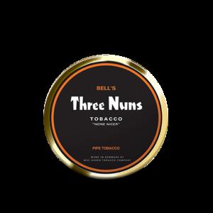 Mac Baren Three Nuns Pipe Tobacco Red Original 1.75oz Tin