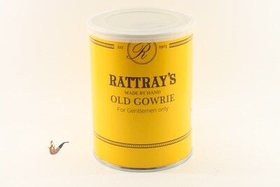 Rattray's Old Gowrie Pipe Tobacco 100g