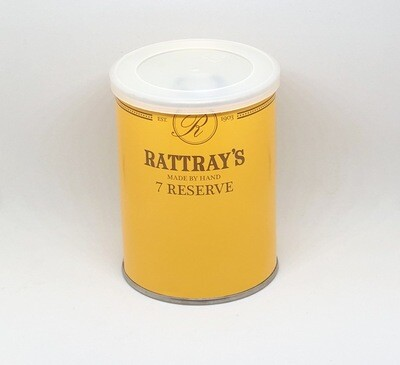 Rattray's 7 Reserve Pipe Tobacco 100g