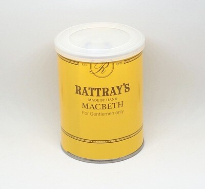 Rattray's Macbeth Pipe Tobacco 100g