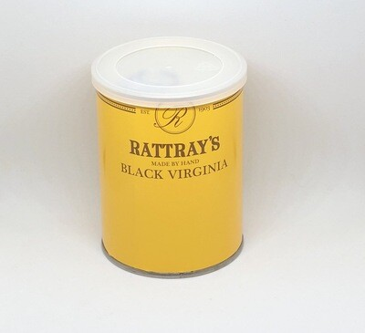 Rattray's Black Virginia Pipe Tobacco 100g
